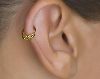 Tribal earring. Helix Earring. Rook Earring. Cartilage Earring. Tragus Earring. Conch Earring. Tiny Hoop Earrings. Tiny Hoops