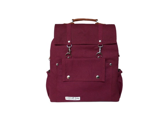 6025879999 Small Backpacks Violet Red Messenger bags Crossbody