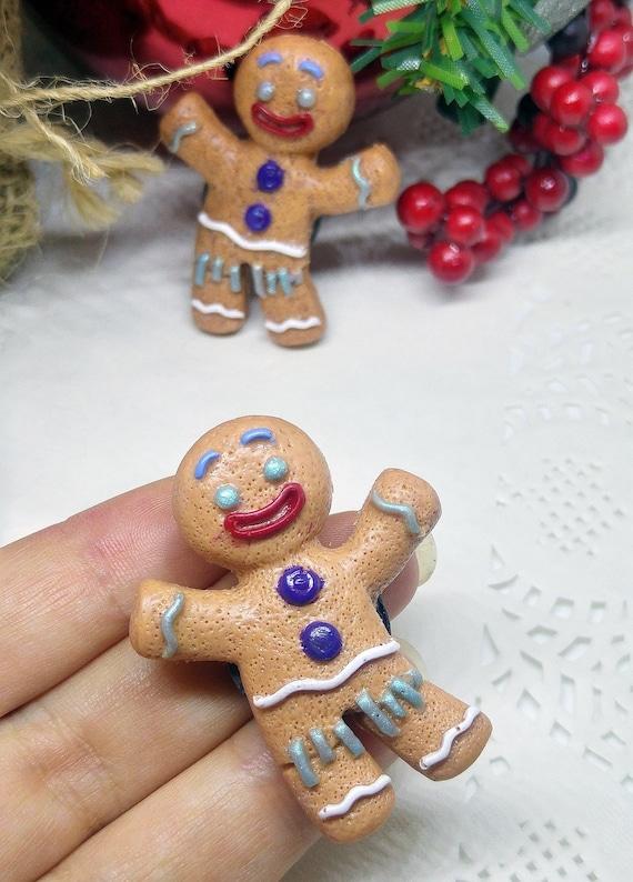 Gingy Shrek Inspired Gingerbread Man Fridge Magnet 1 Etsy