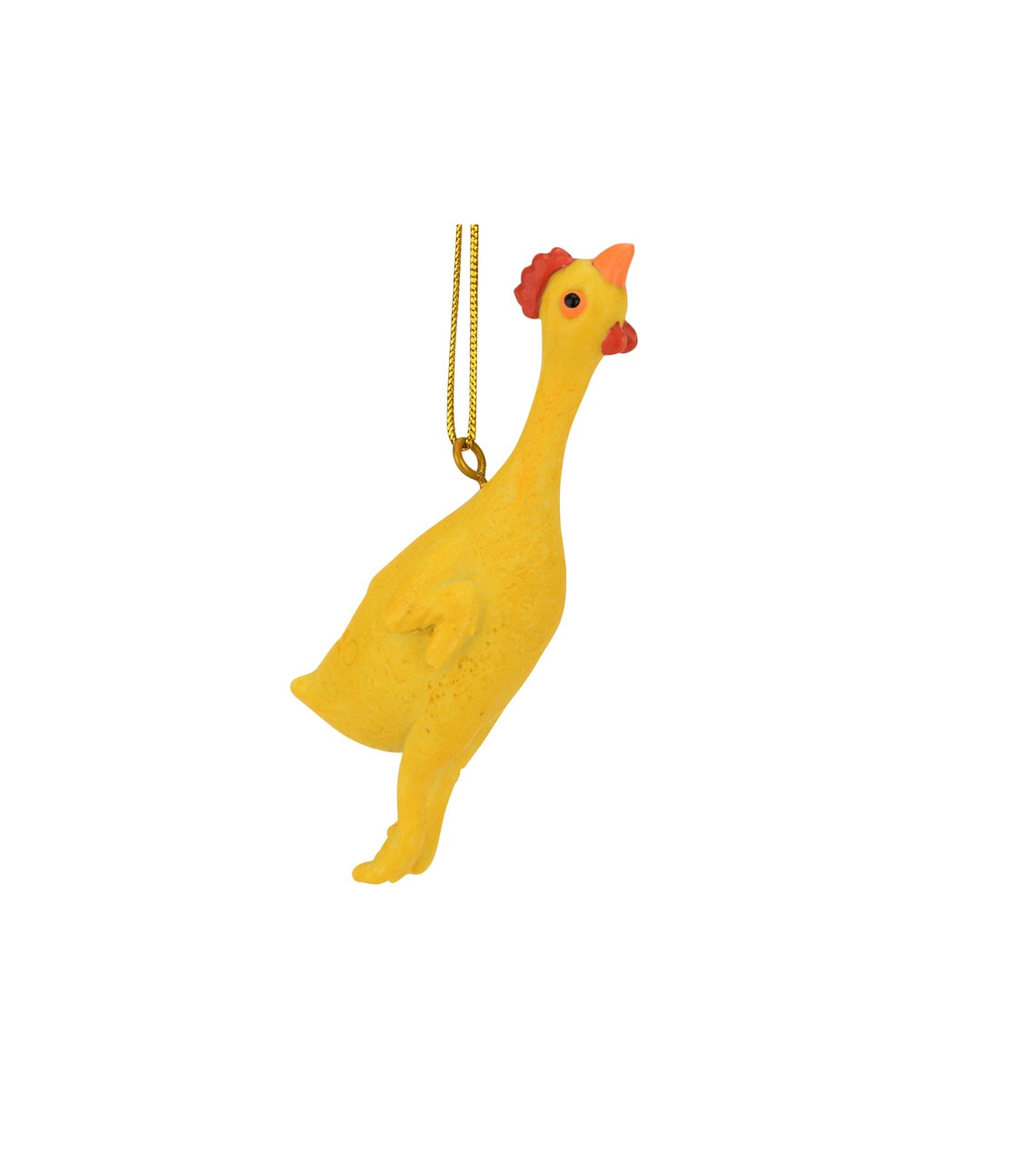 Tree Buddees Funny Rubber Chicken Christmas Ornaments image 0