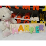 Personalized Name Puzzles for Kids Babies & Toddlers