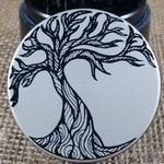 Tree of Life - Laser Engraved Herb Grinder