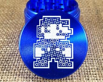 Mario - Laser Engraved Herb Grinder