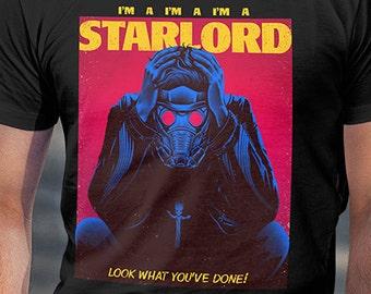 I'm A Star Lord parody Shirt version 2 | PREMIUM QUALITY | Starboy | Superhero | Geek Clothing | T-Shirt | Geek Tee