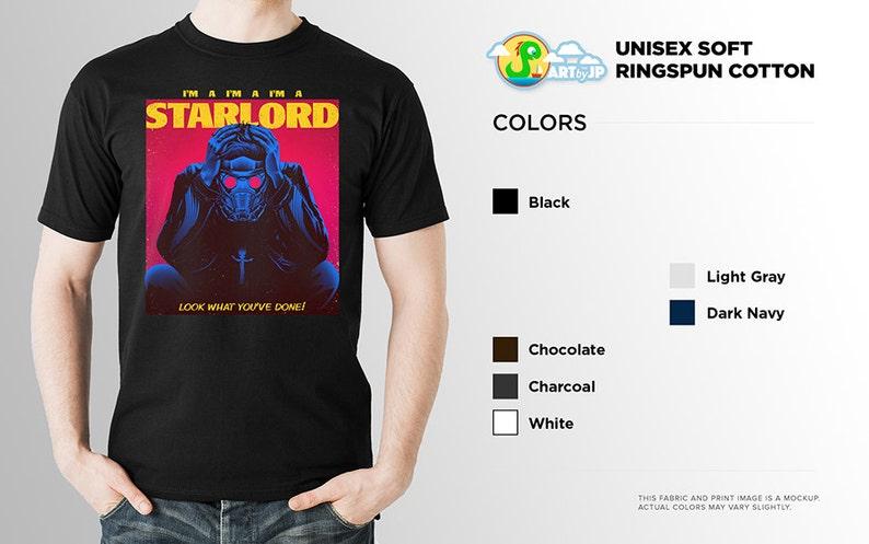 988180660fa0 I'm A Star Lord parody Shirt version 2 PREMIUM QUALITY   Etsy