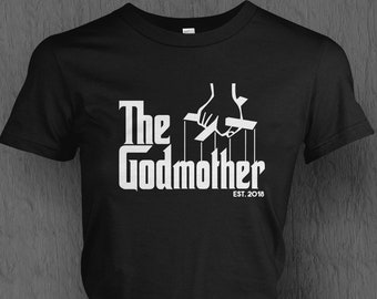 The Godmother T-shirt WOMEN'S FIT Customisable Design