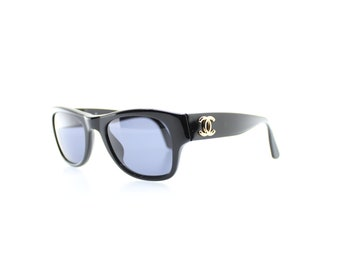 836ed42f66c71 Vintage Chanel 02462 90405 Sunglasses