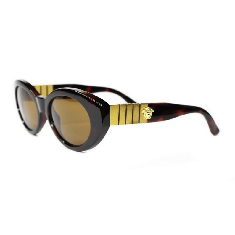 6ded5967ca Vintage Versace 480 B 900 Sunglasses