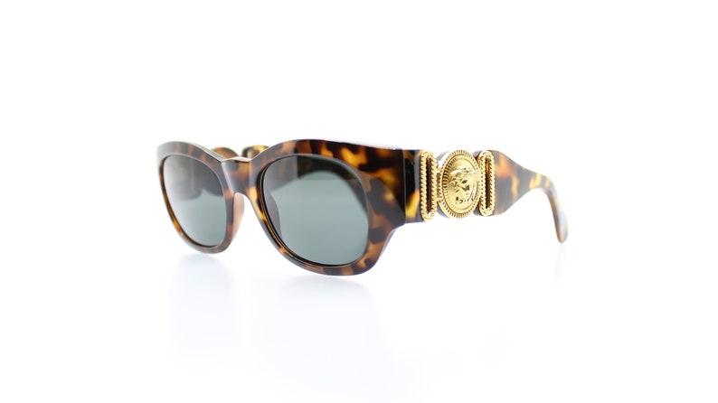e6268e17f6 Vintage Versace 413 A 279 Sunglasses