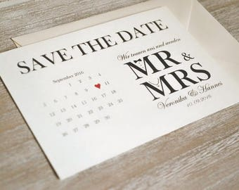 Save The Date Karten Vintage.Save The Date Karten Für Hochzeiten Etsy De