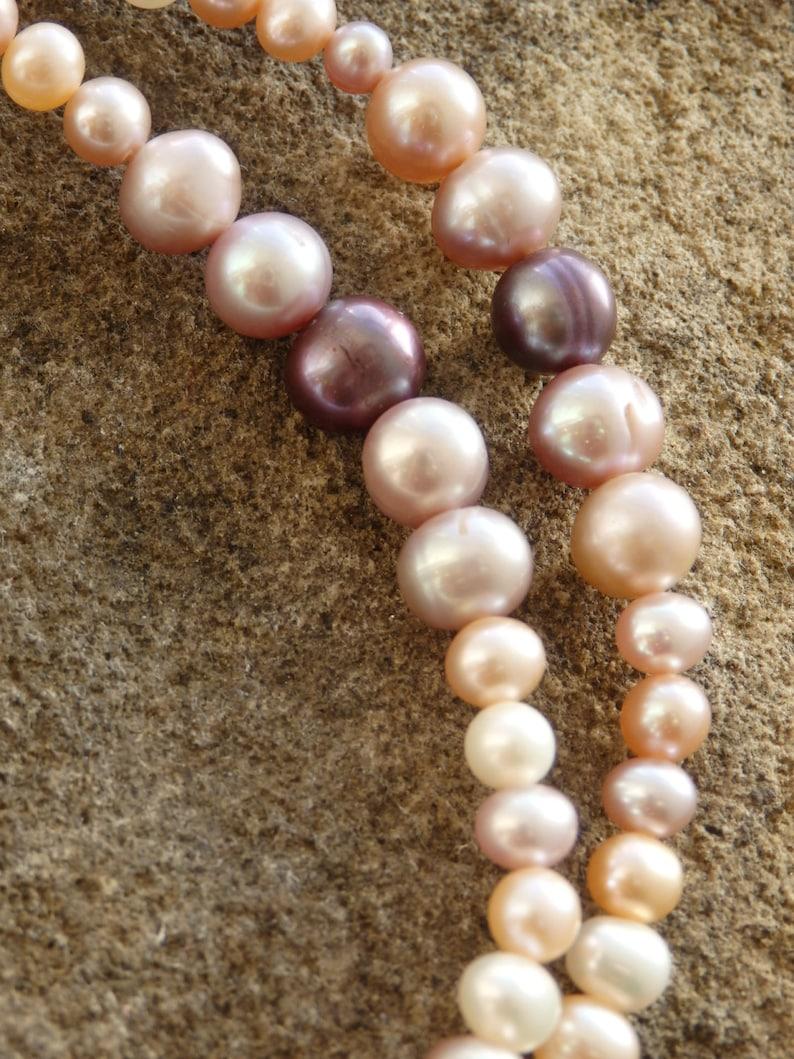 Pearl Bracelet Long Statement Pearl Necklace Pearl Earrings Bridal Pearls