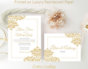 Cheap Invitations Wedding | Cheap Wedding Invitation Etsy