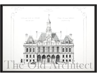 The Old Architect