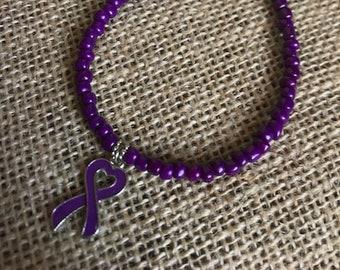 Relay for Life Bracelet