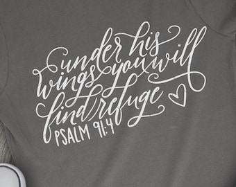 Hand Lettered, Svg, Christian, Psalm, Bible Verse, Hand Written, PNG, Bible Quote, Hand Drawn, DXF, Commercial Use, Cricut, Silhouette, File
