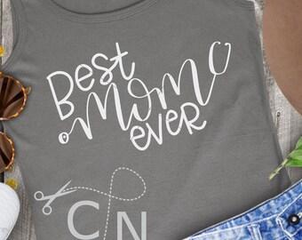 Nurse Mom, Nursing, Mother's Day, For Nurse, Mom Nurse, Momma Nurse, Nurse Momma, Stethoscope, SVG, Shirt Design, Template, Commercial Use