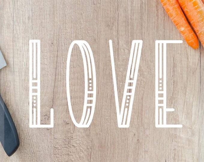 Carrot Cake Font, Funny Font, Easter Font, Tall Font, Skinny Font, Display Font, Cricut Fonts, Silhouette Fonts, Otf, Ttf, Typeface,