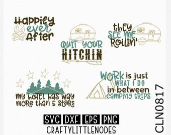 Camping Svg, Camper Svg, Travel Svg, Mountains Svg, Camp Svg, Campfire Svg, camper drawing svg, happy camper svg, adventure svg, Cricut, svg