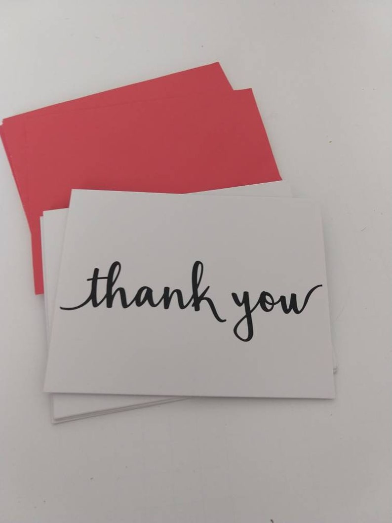 Blank Note Cards  Note Cards  Thank You Notes  Teacher Note Cards  Box of Note Cards  Greeting Cards Blank Cards  Teacher Notes