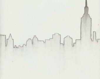 New York City Skyline Download