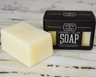 Grassfed Tallow Soap