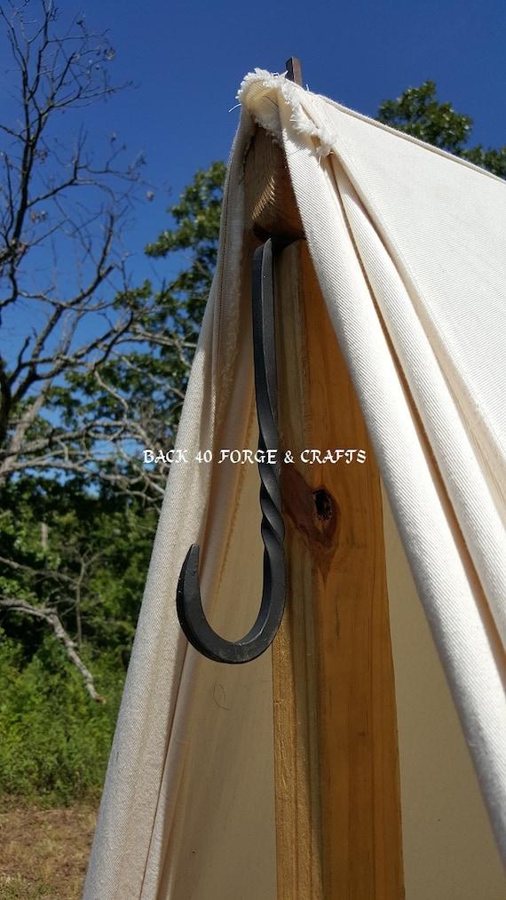 Tent Pole Hook