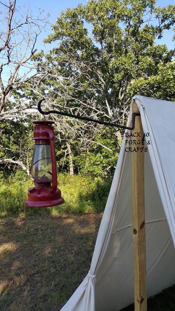 Tent Pole Lantern Hook