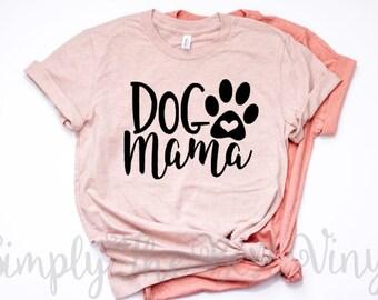 799bd503e Dog mom shirt