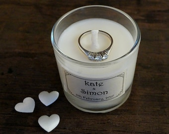 Country Wedding Lid Cork Candle 3oz Wedding Favors Country Etsy