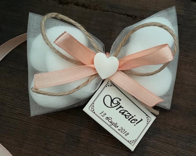 Wedding confetti, Confettata, Ceremony, Almond confetti, cocoa confetti, tag, birth, baby shower, it's a boy, it's a girl, baptism, party