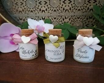 Segnaposto Matrimonio Orchidea.Orchidea Segnaposto Etsy