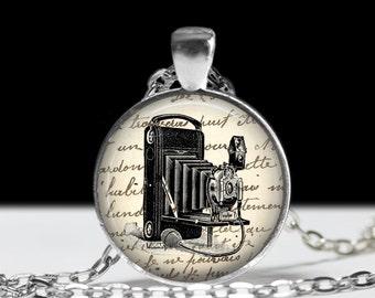 Camera Necklace J Larson's Original Camera Jewelry Gift for Photographer