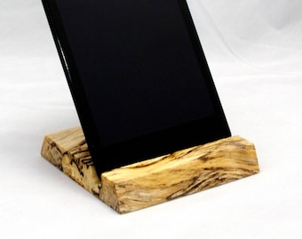 Handmade Wooden Tablet Stand