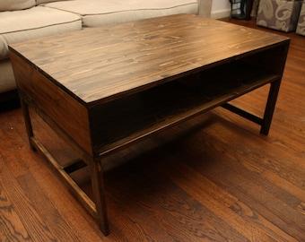 Modern Minimal Coffee Table