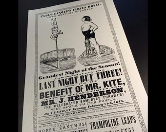 MR. KITE POSTER-Free Shipping Extended!* **