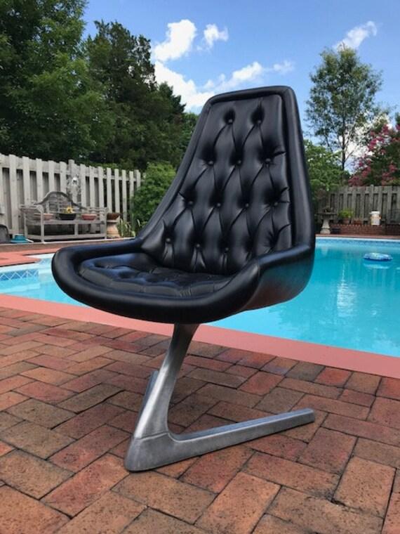 Phenomenal Cool Vintage Sculptra Chromcraft Star Trek Swivel Chair Cjindustries Chair Design For Home Cjindustriesco