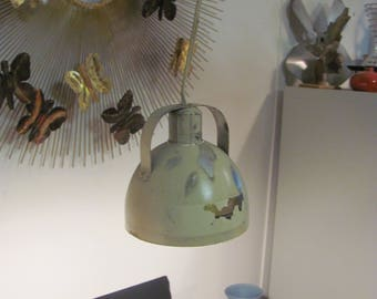Vintage Industrial Small Hanging Lamp