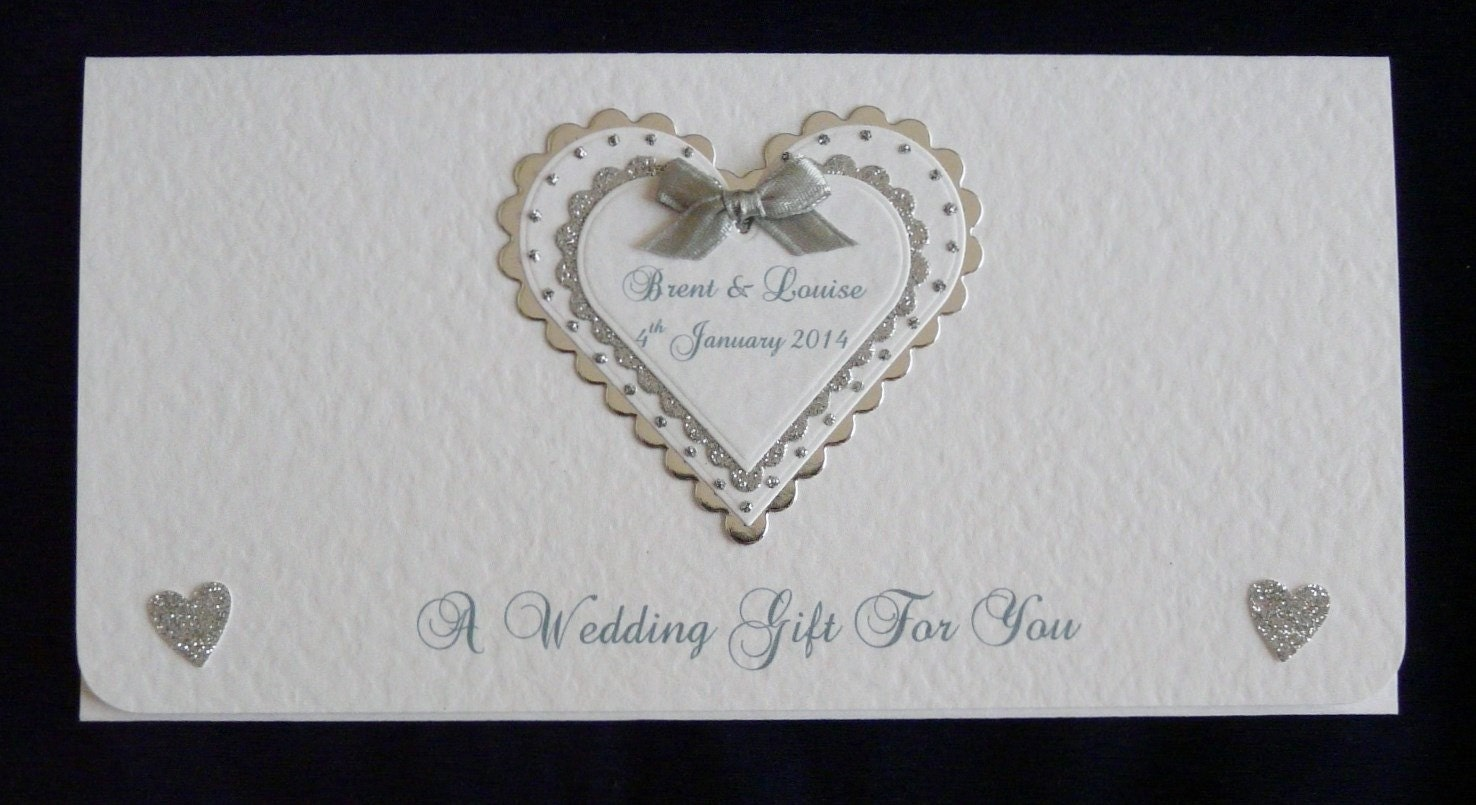 Honeymoon Vouchers As Wedding Gifts: Wedding/Engagement Money/Gift/Voucher Wallet Any Colour