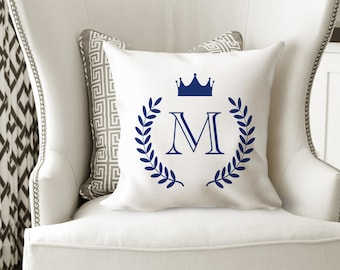 Monogrammed Pillow Covers Monogrammed