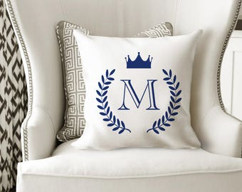 Monogrammed Pillow, Personalized Pillow, Monogrammed Pillows, Monogram Pillow, Personlaized Gift