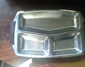 Divided Hors douvres Tray