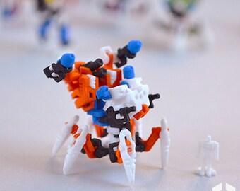 Funnelweb - 3D printed class A Neurobota
