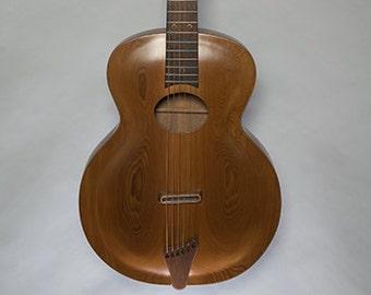 Beautiful Handmade Archtop Guitar