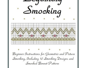 Creations by Michie' Beginning Smocking Book - Smocking Book Instant Download Printable