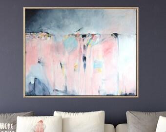 Abstract Art, Large Abstract Print, Giclee Print, Canvas print, Modern Art, Fine Art Print, Abstract Expressionism, Wall Decor, Wall art