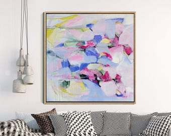 Colorful Abstract Art Print, Modern Wall Art, Abstract  Painting, Modern Art Abstract, fine Art Print, Abstract Expressionist Art