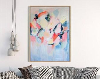 Wall Art Abstract, Abstract Print, Art Print, Giclee Print, Modern Art, Canvas Print, Original art, Wall Decor