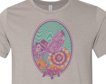 718891da2 Grateful Summer - Unisex Tee Shirt - Grateful Dead shirt