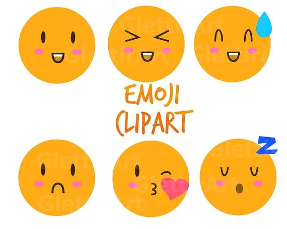 Cute Smiley Face Clip Art