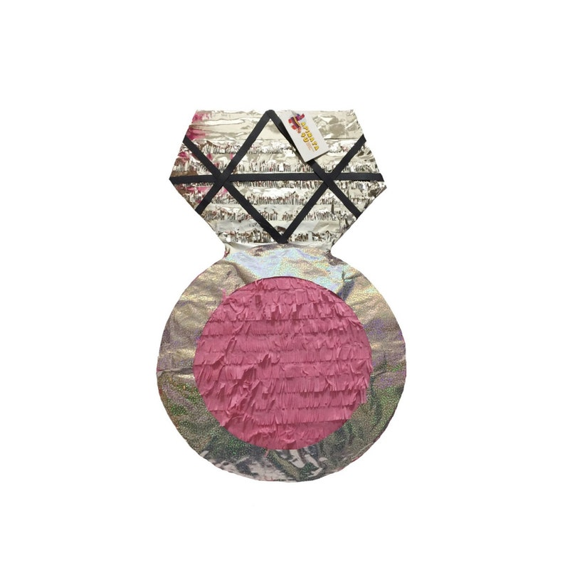 Sale Diamond Ring Pinata  Card Holder Available in Any Color